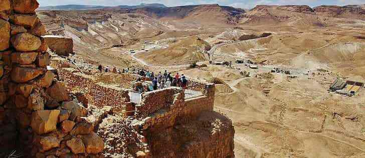 Motorcycle adventures: Israel by motorcycle where history, religion and nature meet 1