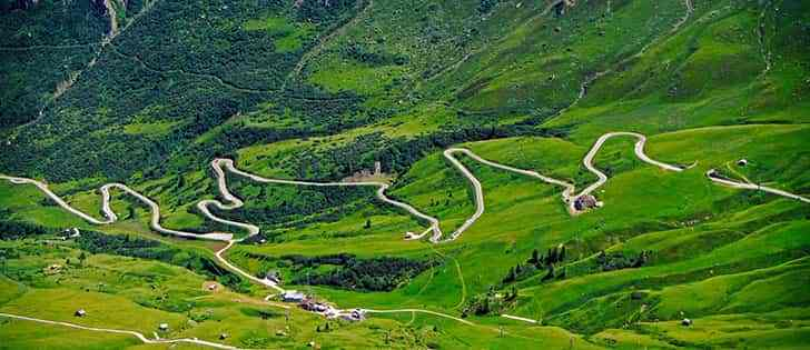 Motorcycle adventures: Great Dolomites Route, a legendary motorcycle road in Italy 1