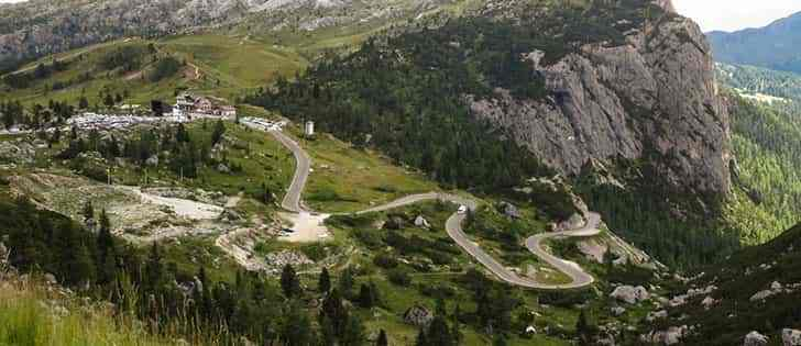 Motorcycle adventures: Great Dolomites Route, a legendary motorcycle road in Italy 3
