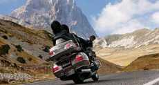 Motorcycle adventure in Italy