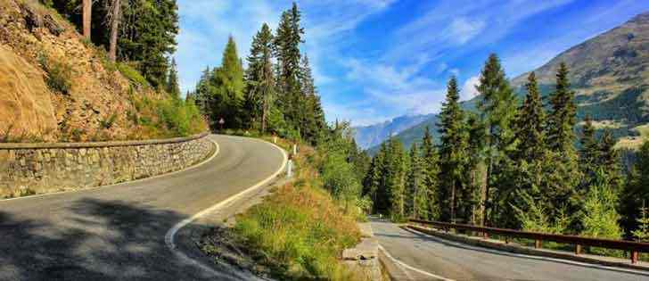 Motorcycle adventures: A motorcycle tour in the Italian Alps crossing Gavia Pass 1