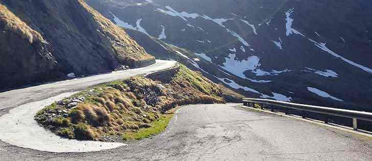 Motorcycle adventures: A motorcycle tour in the Italian Alps crossing Gavia Pass 3