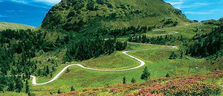 Motorcycle adventures: On the winding Alpine roads in Austria, Slovenia and Germany 1