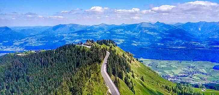 Motorcycle adventures: On the winding Alpine roads in Austria, Slovenia and Germany 2