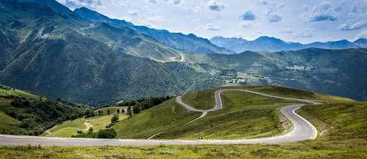 Motorcycle adventures: Pyrenees, the best motorcycle trip on winding scenic roads 1