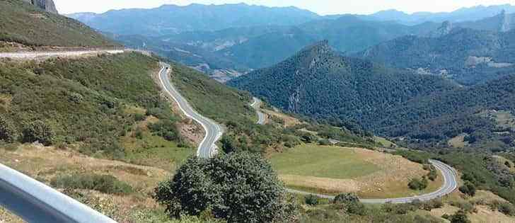 Motorcycle adventures: A scenic motorcycle ride in the heart of Los Picos of Europe 3