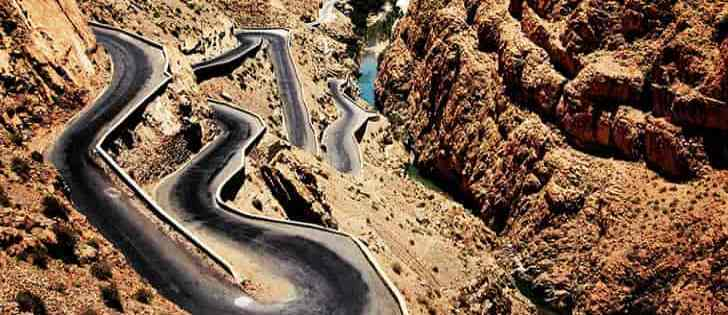Motorcycle adventures: Morocco, an exciting motorcycle trip riding on dirt roads 1